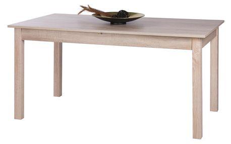 Jídelní stůl COBURG 160 dub