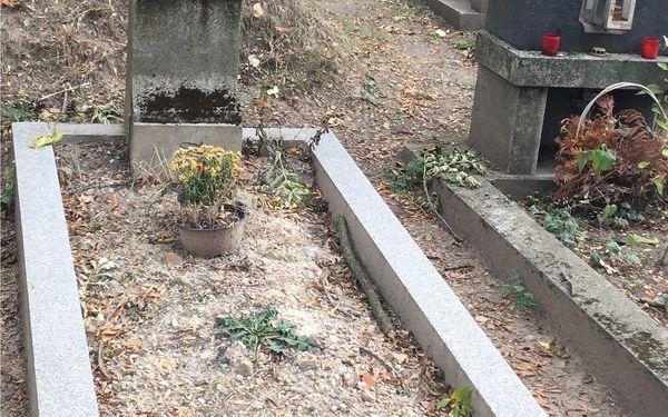 Nadstandardní služba: úklid hrobu jednorázově, ale i 4× za rok2