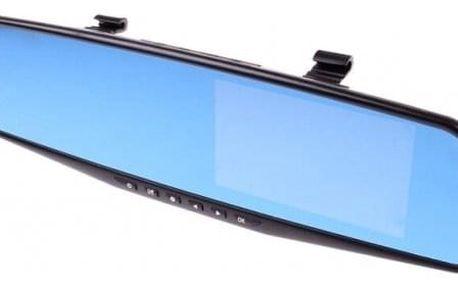 Autokamera zrcátko DVR Full HD 1080P
