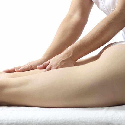 Kompletní anticelulitidní masáž a zázvorový zábal