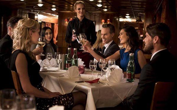 Luxusní večeře na lodi v Praze2
