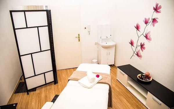 60 minutová relaxační masáž2