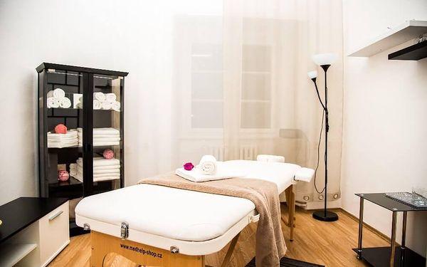 60 minutová relaxační masáž4