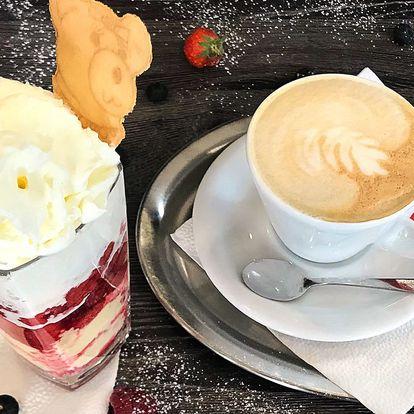 Smlsněte si: Káva a horké maliny u Sladkého Médi