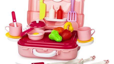 Dětský hrací set Kuchyň, 26 ks