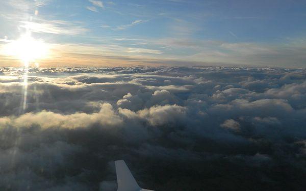 Pilotem na zkoušku: 20–60minutový zážitkový let v dvoumístném ultralightu5
