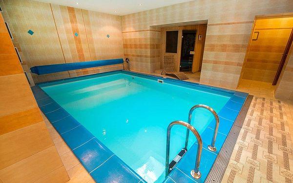 Regenerační pobyt se vstupem do bazénu a relaxačními procedurami, Trenčianske Teplice, vlastní doprava, polopenze4