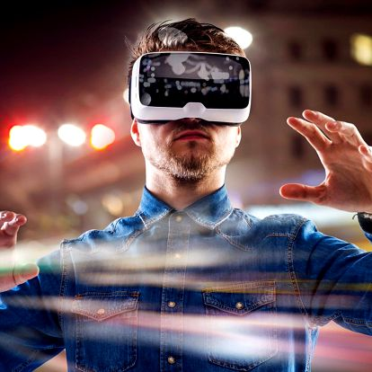 Virtuální realita a další 3D zábava až pro 3 osoby