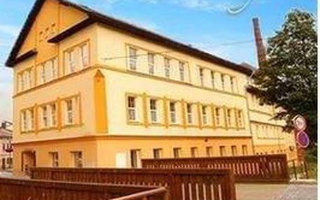 Šumava: Penzion Volyňka