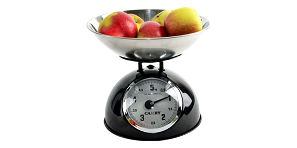 Orion Kuchyňská váha mechanická Ema, 5 kg4