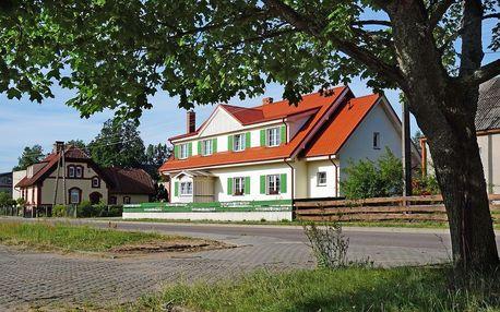 Polsko: Gospodarstwo Agroturystyczne Zielony Kot