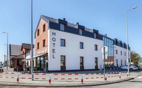 Polsko: Hotel Antek