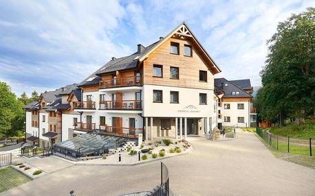 Polsko: Cristal Resort Szklarska Poręba by Zdrojowa