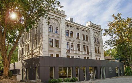 Polsko: Hotel Alhambra