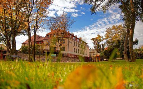 Polsko: Hotel & SPA Pod Orłem