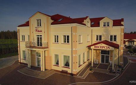 Polsko: Hotel Arkada