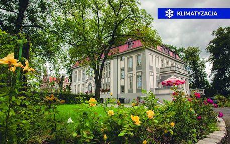 Polsko: Hotel Willa Starosty