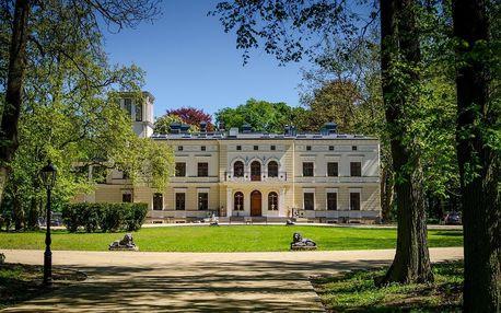 Polsko: Pałac Wierzbiczany