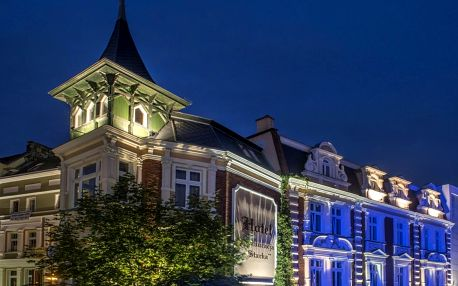 Polsko: Hotel Starka