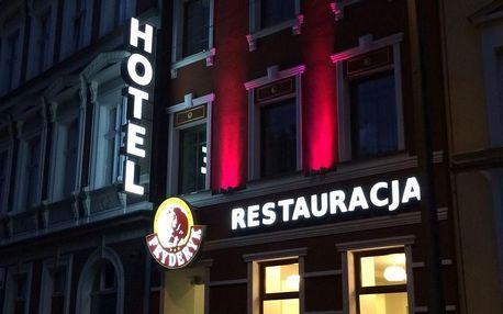 Polsko: Hotel Fryderyk