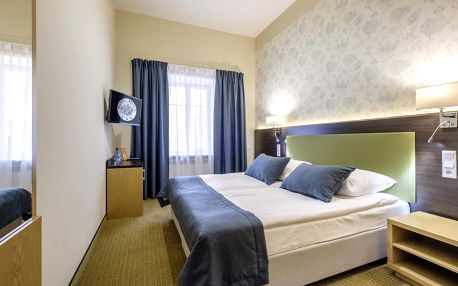 Polsko: Hotel Reytan