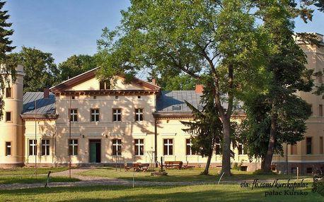 Polsko: Pałac Kursko