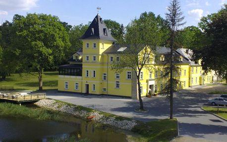 Polsko: Pałac Lucja