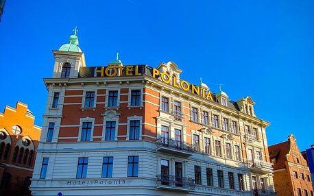 Polsko: Hotel Polonia