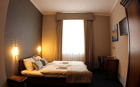 Polsko: Hotel Kamienica