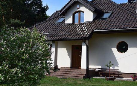 Polsko: Stary Janów - pensjonat
