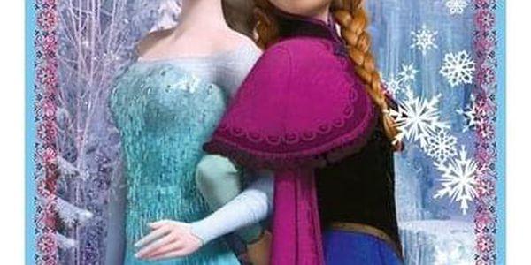 Trefl 4v1 Ledové království/Disney 35 48 54 70 dílků3