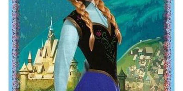 Trefl 4v1 Ledové království/Disney 35 48 54 70 dílků4