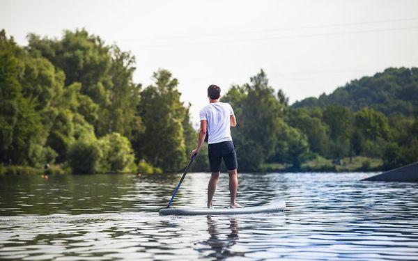Paddleboarding na řece, 4 hodiny, počet osob: 1, Česká Lípa (Liberecký kraj)2