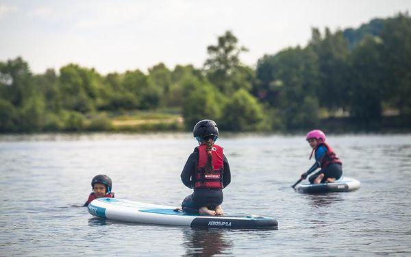Paddleboarding na řece, 4 hodiny, počet osob: 1, Česká Lípa (Liberecký kraj)3