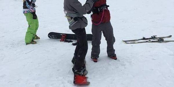 Základní kurz snowkitingu4