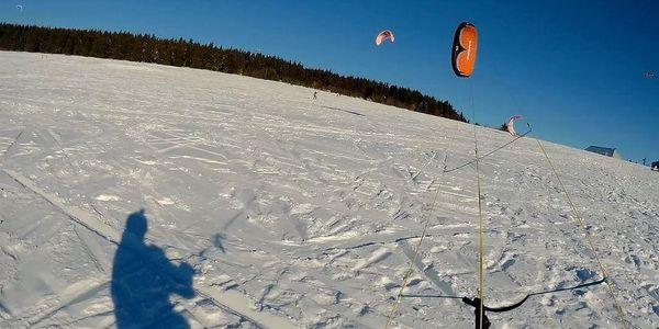 Základní kurz snowkitingu5