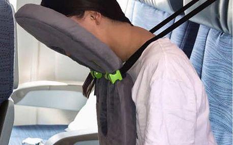 Cestovní polštářek pro komfortní spaní