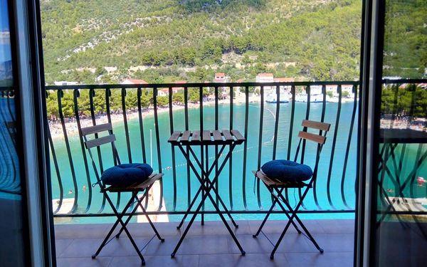Chorvatsko luxusní Apartmány Villa Esta Superior**** Makarská rivié..., Makarská riviéra, vlastní doprava, bez stravy2