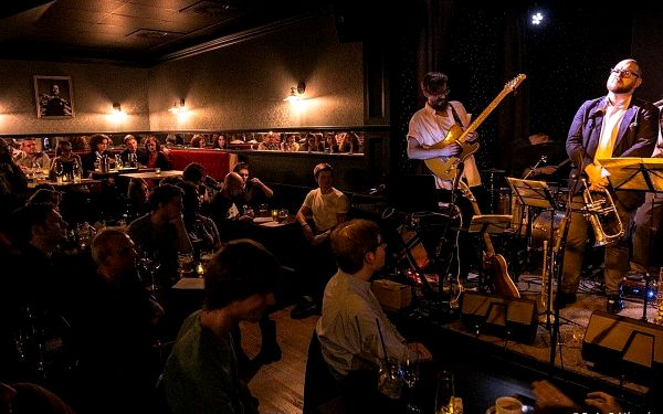 U Staré paní - Jazz & Cocktail Club