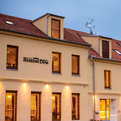 Valtice: Hotel Besední Dvůr