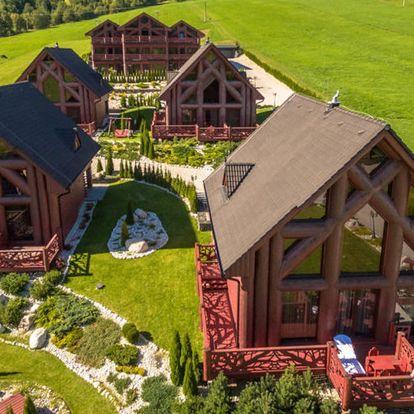 Ubytovanie v špičkovej chate Mountain Resort v podtatranskom Ždiari