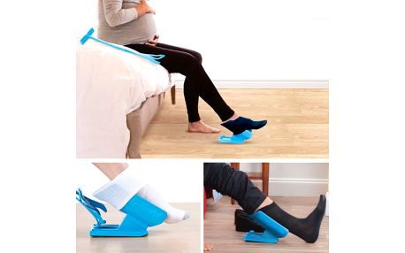 Nazouvák ponožek