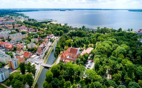 Polsko: Hotel St. Bruno