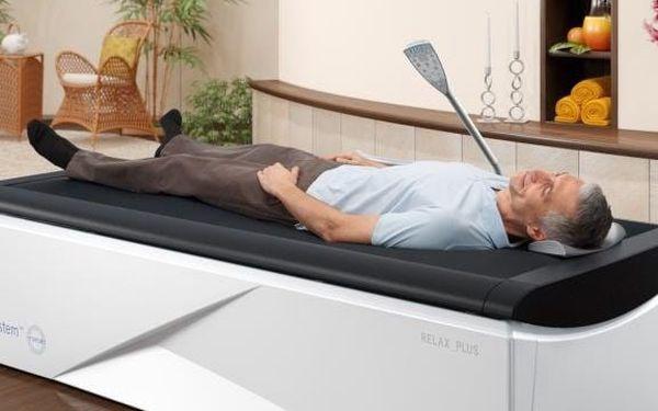 Péče o zdraví: Suchá vana hydrojet a relaxace pro horní končetiny ve vířivce2