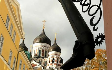Pobaltí a Petrohrad (autobusem), Evropa, Estonsko, autobusem, snídaně v ceně