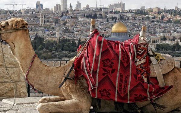 Prodloužený víkend v Jeruzalémě, Izrael, letecky, polopenze (6.12.2018 - 9.12.2018)2
