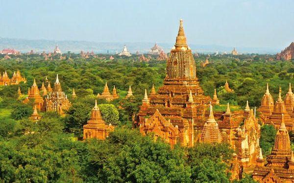 Velký okruh Myanmarem, Asie, Barma, letecky, polopenze (24.11.2018 - 10.12.2018)2