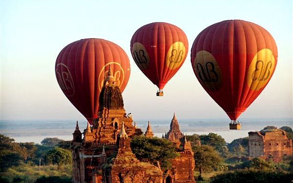 Velký okruh Myanmarem, Asie, Barma, letecky, polopenze (24.11.2018 - 10.12.2018)3