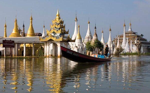 Velký okruh Myanmarem, Asie, Barma, letecky, polopenze (24.11.2018 - 10.12.2018)4