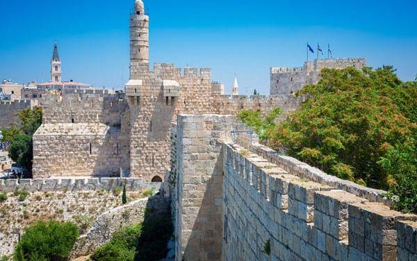 Prodloužený víkend v Jeruzalémě, Izrael, letecky, polopenze (6.12.2018 - 9.12.2018)3